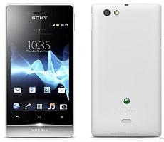 Sony-Ericsson Xperia Miro
